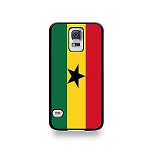 Coqsgs5_68 LD carcasa protectora para Samsung Galaxy S5 - de la bandera de Ghana