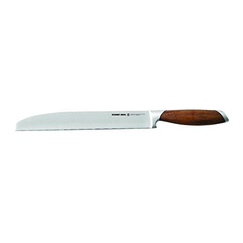 "Schmidt Bros. Cutlery Bonded Teak 8.5"" Bread Knife"