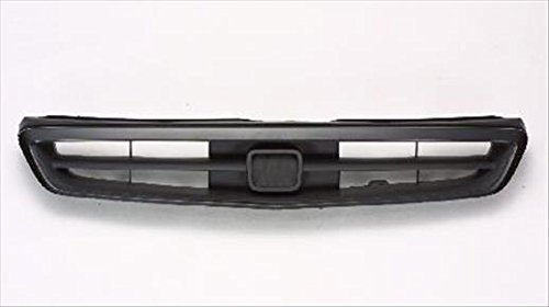OE Replacement Honda Civic Grille Assembly (Partslink Number HO1200169)