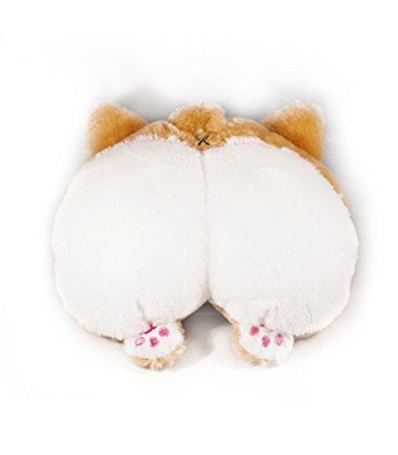 Nayo the Corgi Butt Super Soft Car Neck pillow