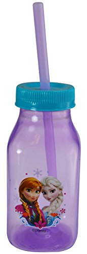 Designs Disney Frozen Bottle Straw