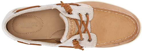 Sperry Sider Linen Women's Boat Songfish Shoe Top Wool q7qw5vx