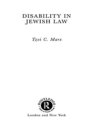 Disability In Jewish Law  JEWISH LAW IN CONTENT