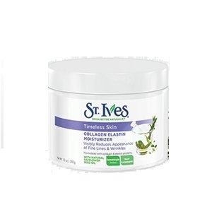 St Ives Timeless collagène élastine de la peau du visage hydratant 10 Oz (Pack de 2)