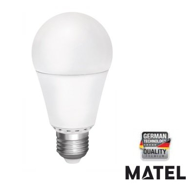 MATEL M288931 - Bombilla led e27 estandard 12w - 1200 lumenes: Amazon.es: Hogar