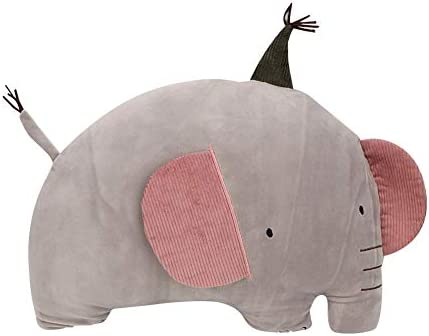 Zerodis- Animales de Peluche de Elefante, Forma de Elefante de ...
