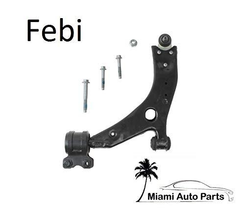 Febi Volvo Control Arm - Volvo Front Left Suspension Control Arm