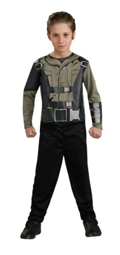 Terminator John Connor Action Suit Costume Set, Child Size 8 to (John Connor Costume)