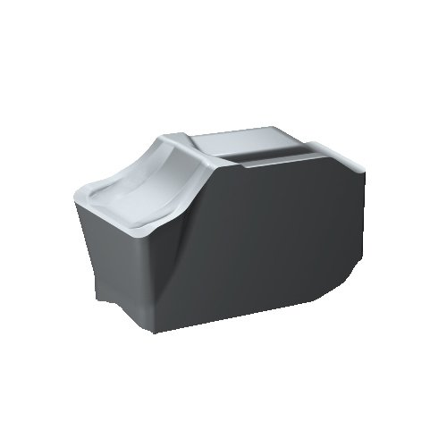 Zertivo Technology AlTiCrN 1130 Grade Neutral Cut Sandvik Coromant QD-NH-0400-025M-PM 1130 Coro Mill QD Insert for Grooving Pack of 10 Carbide