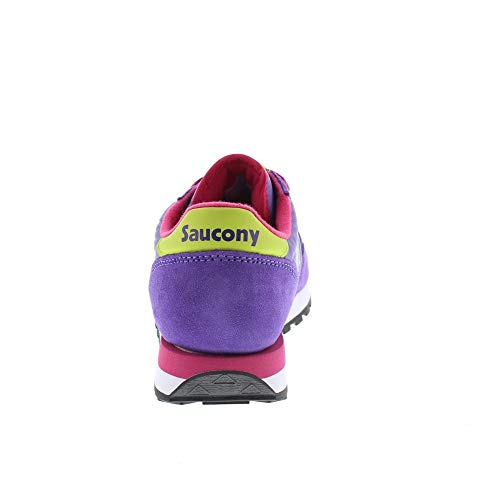 Moda slime 464 S1044 Purple Sneaker Saucony Original Alla red Donna Jazz 464 SwvCIqO