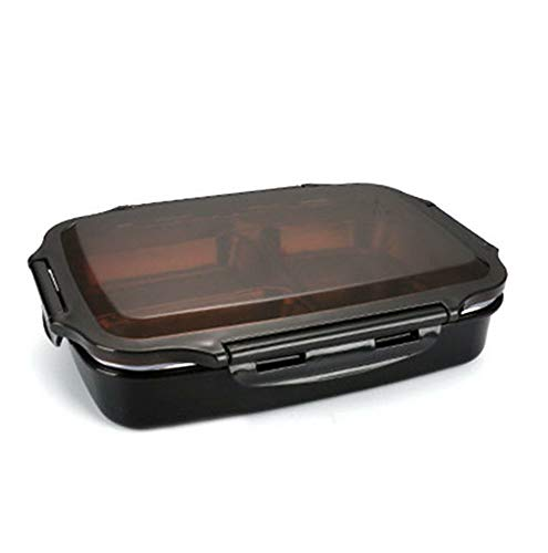 Mikash Stainless Steel Bento Box Kids Lunch Box Food Container Thermal Insulated Box | Model FDCNTNR - 51 |