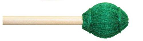 Mallet Hard Cord - Mike Balter MB22F Green Cord Medium Hard Fiberglass Mallet