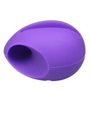 Silicone Silicon Amplifier Speaker Stand Purple product image