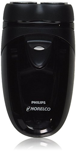Norelco Travel C0RDLESS Mens Shaver with Close-Cut Technolog