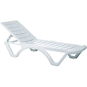 Amazon.com: compamia Sunrise Pool chaise longue en color ...