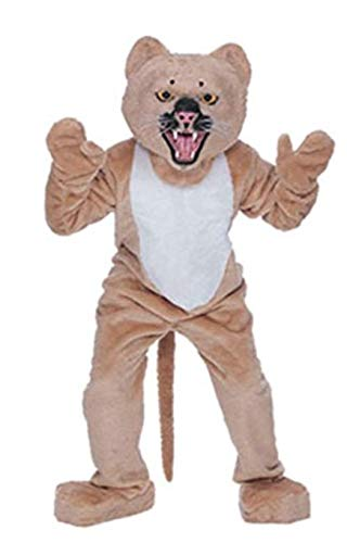 Rubie's Costume Co Cougar Mascot Costume]()