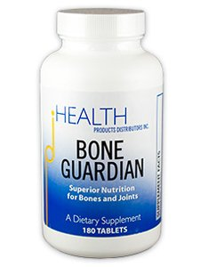 Health Products Distributors - Bone Guardian 180 tabs