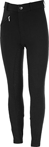 - HORZE Kids Active Silicone FS Breech M Black