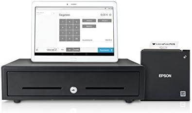 Loca Fox POS caja registradora Sistema – Tablet de caja registradora Incluye Tablet, recibos, caja registradora y escáner de código de barras: Amazon.es: Oficina y papelería