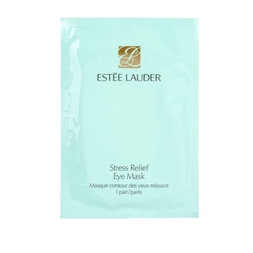 Stress Relief Eye Mask by Estee Lauder for Unisex - 10 pads Eye Mask (Estee Eye Mask)