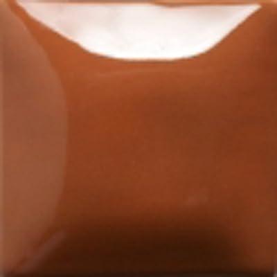 Mayco Stroke & Coat Wonderglaze for Ceramic Bisque - 2 oz - SC25 - Crackerjack Brown