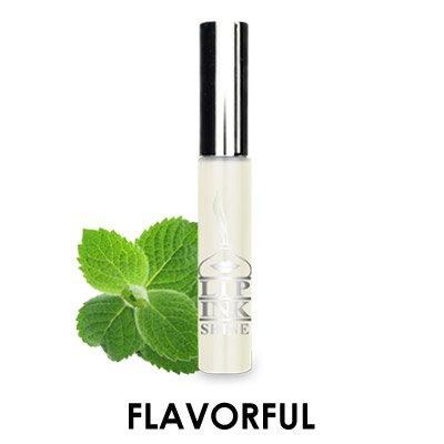 LIP INK Vegan Flavored Lip Shine Moisturizers -Spearmint