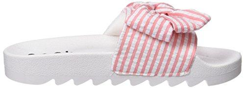 COOLWAY Women's Isabella Open Toe Sandals Pink (Pnk) l1FvTbstG