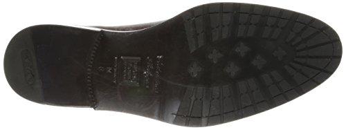 A.testoni Mens M12396udm Oxford Caramel Vitello Deluxe