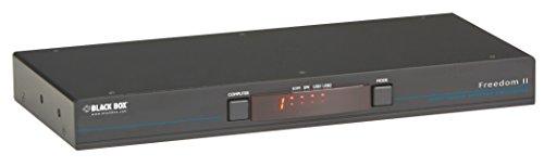 Black Box Freedom II KVM Switch 4 Port
