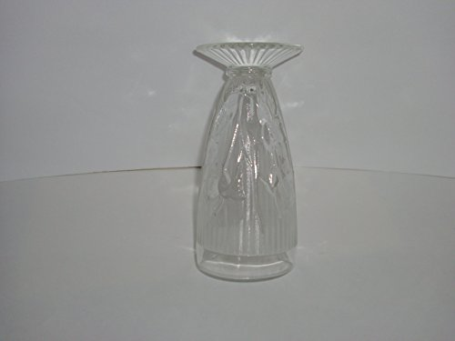 Vintage Depression Glass Jeanette Glass Iris & Herringbone Footed ()