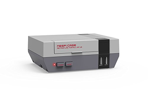 NES-CASE-functional-POWER-and-RESET-button-NESPi-Case-for-Raspberry-Pi-3-2-and-B-by-Retroflag