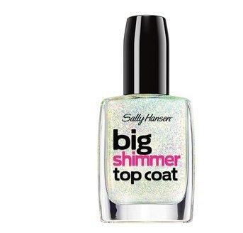 Amazon Com Sally Hansen Treatment Big Shimmer Top Coat