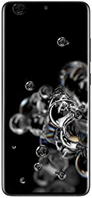 Samsung Galaxy S20 Ultra 5G Factory Unlocked New Android Cell Phone US Version   128GB of Storage   Fingerprin
