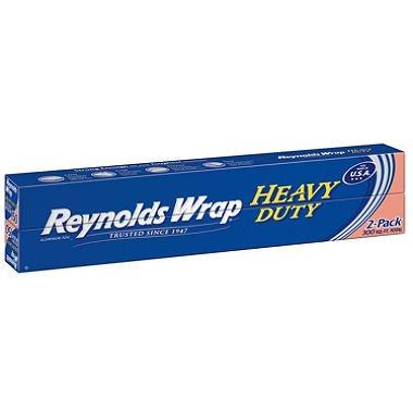 - Reynolds Wrap 18