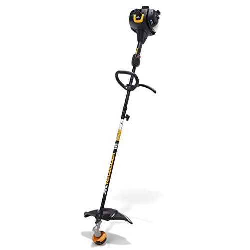 McCulloch B26 PS Brushcutter: STrimmer with 40 cm Working Width (Thread), Automatic Start/Stop Switch (Article Number: 00096-72.078.01)