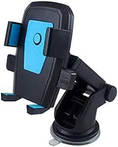 حامل هاتف للسيارة قوي الالتصاق للهاتف في السيارة، حامل هاتف للسيارة قابل للتمدد قابل للغسل لهاتف آيفون X/8/8Plus/7/7Plus/6s/6Plus/5S,Huawei Mate 20 والمزيد