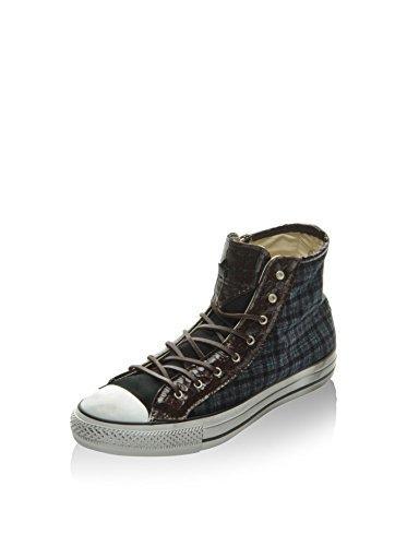 Converse Sneaker All Star Hi Blu/Marrone EU 40