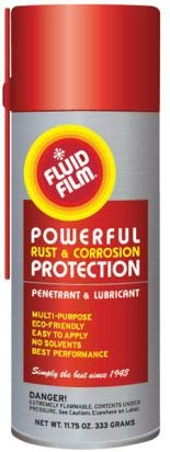 Fluid Film & Woolwax 1 Gallon Undercoating Kit Bundle w/PRO Gun. Straw(Clear) Color. by woolwax (Image #2)