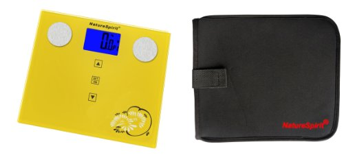 NatureSpirit Portable Composition Health Scale product image