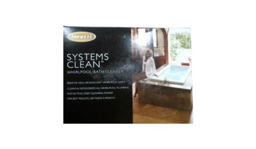 Jacuzzi T627000 Systems Clean, 5-Pack