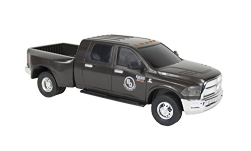 Hay Trailer - Big Country Toys Ram 3500 Mega Cab Dually - 1:20 Scale - Farm Toys - Replica Toy Truck - Truck with Gooseneck Hitch
