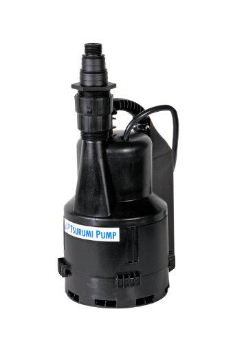 Tsurumi F-13 Utility Pump, 0.25 HP by Tsurumi