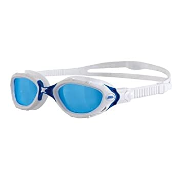 Zoggs Predator Flex - Gafas de natacion ahumadas, Color- Black Frame / Smoke Lens: Amazon.es: Deportes y aire libre
