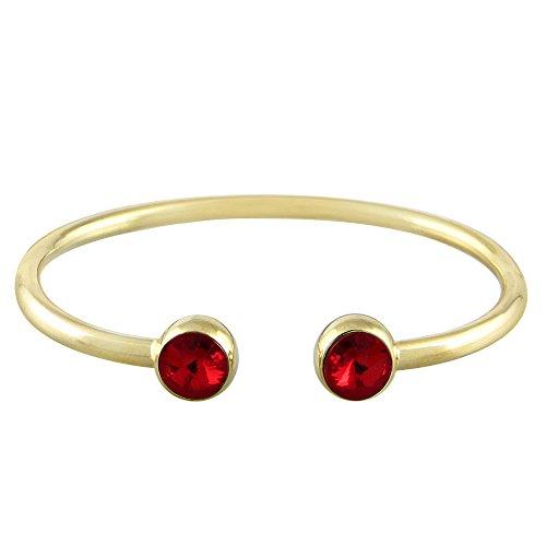 Falari Swarovski Crystal Wire Bracelet product image