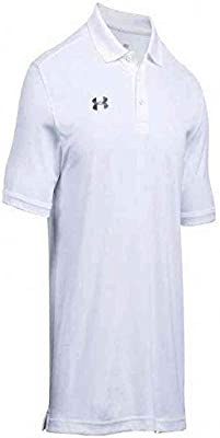 Under Armour Team Armour Polo para hombre. - 1287622-100-XL, XL ...