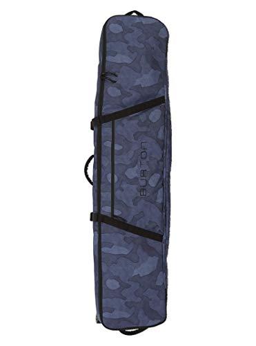 Burton Wheelie Board Case Snowboard Bag, Arctic Camo Print, 166 cm