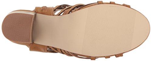 Madden Girl Women's Raaye Dress Sandal Cognac Paris Q2Rhmhb