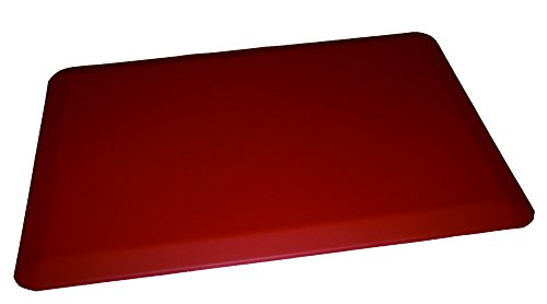 - Rhino Mats CCP-2436-TRI-Cardinal Comfort Craft Premium Triathlon Houseware Anti-Fatigue Mat, 2' Width x 3' Length x 3/4