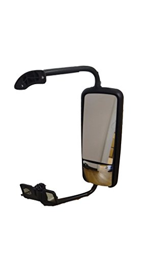 FREIGHTLINER-CENTURY-COLUMBIA-MIRROR-PASSENGER-SIDE-HEATED-MOTORIZED-CHROME-COVER