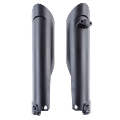Acerbis Lower Fork Cover Set Black for KTM 300 XC-W (E-Start) 2016-2018